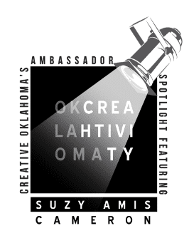 Creative Oklahoma's Ambassador Spotlight featuring Suzy Amis Cameron