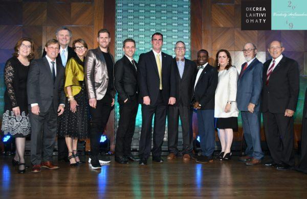 2019 Oklahoma Creativity Ambassadors