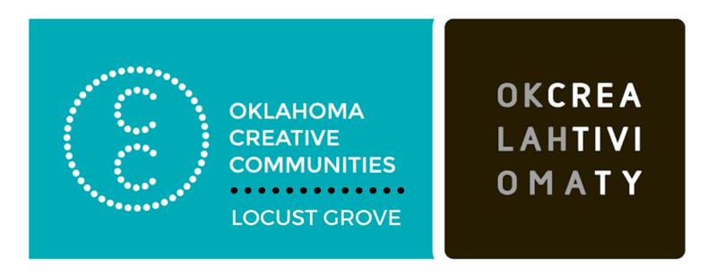 Oklahoma Creative Community - Locust Grove